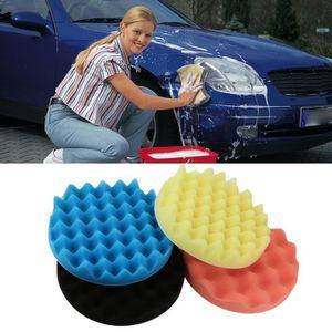 PORTE OBJET Pachashop®4 pcs 7 pouces brosse de lavage de voitu
