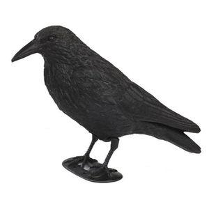 corbeau plastique achat vente pas cher cdiscount. Black Bedroom Furniture Sets. Home Design Ideas