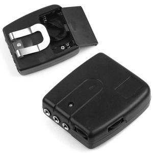 INTERCOM MOTO Commode Filaire Noir Interphone Moto 150 mW Avec C