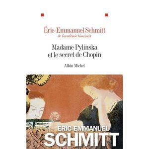 LITTÉRATURE FRANCAISE Livre - Madame Pylinska et le secret de Chopin