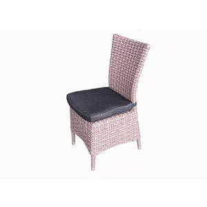 Chaise de jardin rose - Achat / Vente Chaise de jardin rose pas ...
