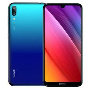 SMARTPHONE Huawei Y7 Pro 2019 32 Go Bleu - Empreintes Digital