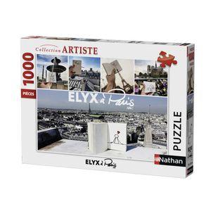PUZZLE Puzzle 1000 pcs Elyx A Paris