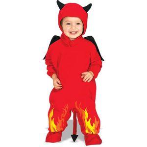 DÉGUISEMENT - PANOPLIE Déguisement Bébé Diable