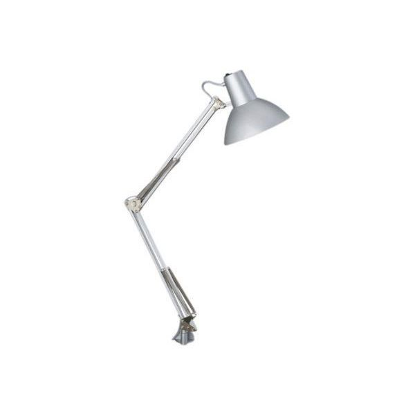 Lampe De Bureau Massive Architect Grise E27 60w Achat Vente