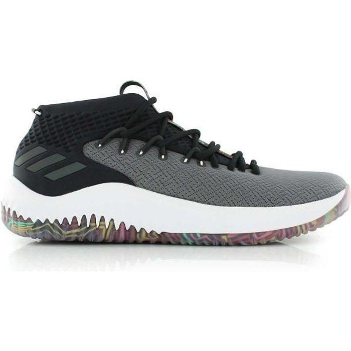 new concept 683e8 75d49 Chaussures de Basketball adidas Dame 4 Summer Pack Noir pour homme
