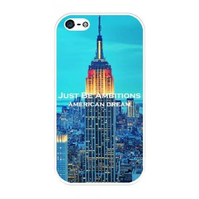 coque new york iphone 4