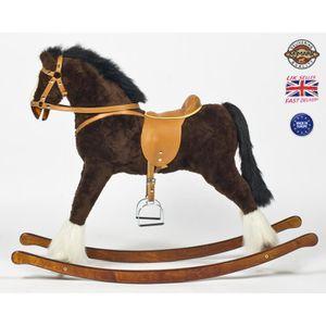 Cheval bascule achat vente cheval bascule pas cher for Cheval a bascule exterieur