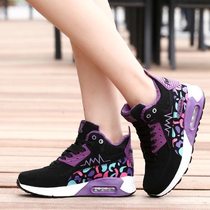 sport Épaissie bottineFemmemixte de AIR Baskets chaussures X0dRXw