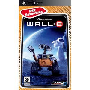 JEU PSP WALL-E ESSENTIALS / Jeu console PSP
