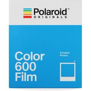 POLAROID ORIGINALS Films instantanés couleurs pour appareil photo Polaroid 600