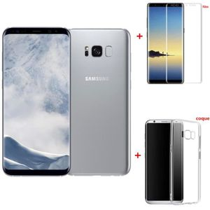SMARTPHONE RECOND. Samsung Galaxy S8+ 64GO Argent version Européen re