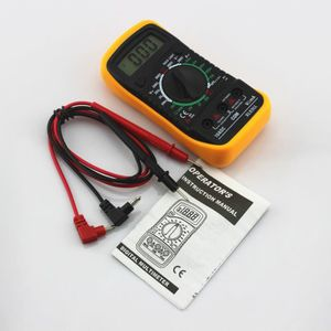 MULTIMÈTRE Lafayestore®XL-830L Multimètre numérique LCD porta