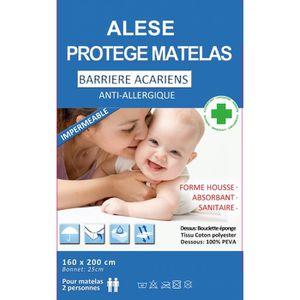 Al ses achat vente accessoires incontinence confort - Protege matelas incontinence ...