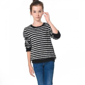 PULL Pull Kaporal Pool Noir Taille 16 ans