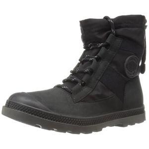 BOTTINE Women's Pampa Hi Blitz Lp Ankle Boots, Black, 10 M