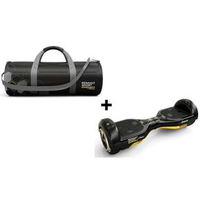 HOVERBOARD RENAULT SPORT Pack Spinboard S2P + Sac F1 Team - T