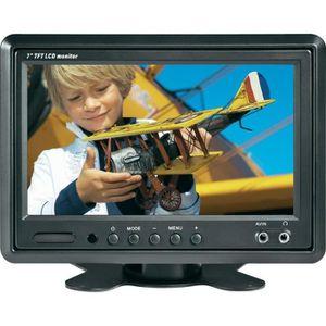 Téléviseur LCD Moniteur LCD 7