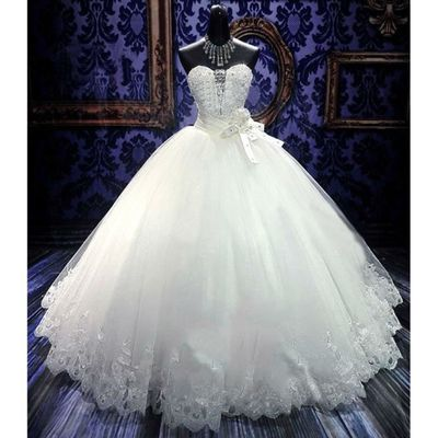 Robe de mariée princesse - Achat / Vente