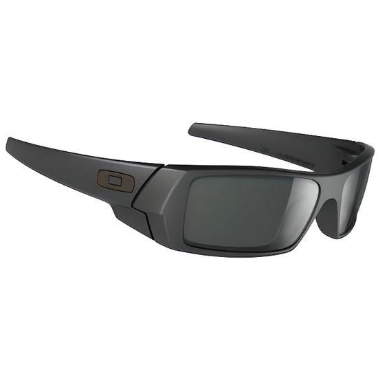 Lunettes Oakley - Gascan (Noir mat) Noir - Achat   Vente lunettes de soleil  Mixte - Cdiscount b49efe4b31d5