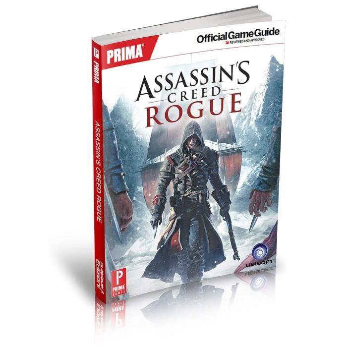 Guide Stratégique Assasin's Creed Rogue