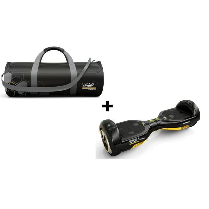 RENAULT SPORT Pack Spinboard S2P + Sac F1 Team - Taille S