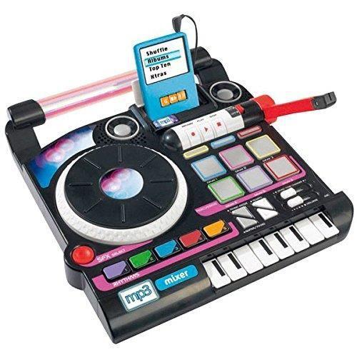 Table de mixage pour dj jeunes achat vente micro - Meuble pour table de mixage ...