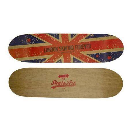 Etagère Grand modèle   Skate Londres   79x20,5x1 cm   Achat