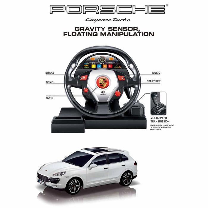 Porsche Camion Cdiscount Téléguidée Vente Voiture Achat bgfYv76y