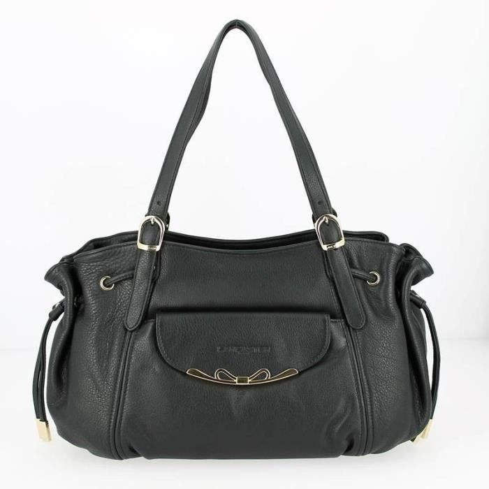 Or Lancaster Mademoiselle Achat Noir Emma Candice Vente Sac CoexdB