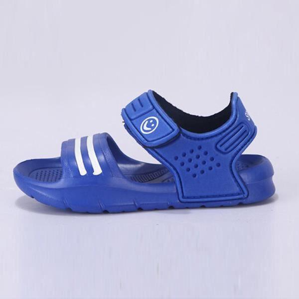 et des les et blue pour filles a DiniElephant d'ete antiderapant garcons enfants resistant Chaussures Sandales les l'usure petits H8wtF