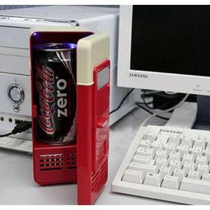 RÉFRIGÉRATEUR CLASSIQUE Creative Micro-petit réfrigérateur USB mini-réfrig