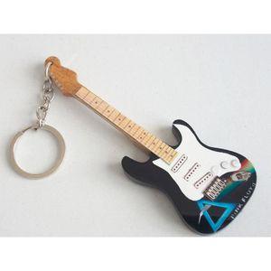 PORTE-CLÉS Porte-clés forme guitare Pink floyd