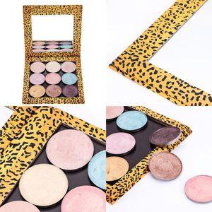 PALETTE DE MAQUILLAGE  Palette magnétique vide tapis palette de maquillag