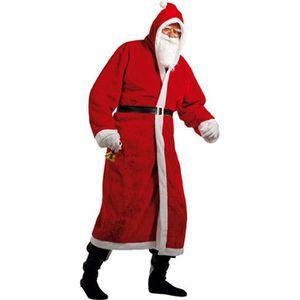 bd862c021eae2 DÉGUISEMENT - PANOPLIE Déguisement Père Noël peluche capuche homme