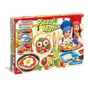 CUISINE CRÉATIVE - JEU CULINAIRE CLEMENTONI Pizza Mania Cuisine Créative