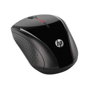 SOURIS HP X3000 - Souris - optique - 3 boutons - sans fil
