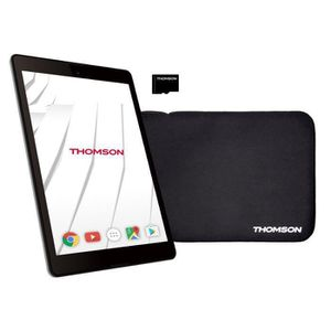 TABLETTE TACTILE THOMSON Tablette Tactile - TEO9XSC16 - Ecran 9.7