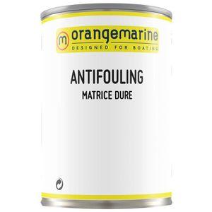 ANTIFOULING Antifouling matrice dure Orangemarine BLEU 0,75 L