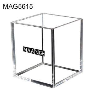 PINCEAUX DE MAQUILLAGE Porte-pinceau de maquillage transparent acrylique