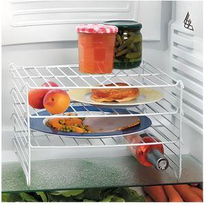 PIÈCE APPAREIL FROID  Étagère modulable métal 3 niveaux pour réfrigérate