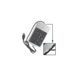 PAVÉ NUMÉRIQUE Mini clavier numérique USB avec 18 touches hub Noi