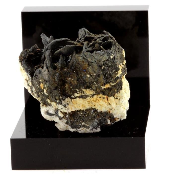 Pierre -Hematite. 131.6 ct. Beaufortin, Tarentaise, Savoie, France
