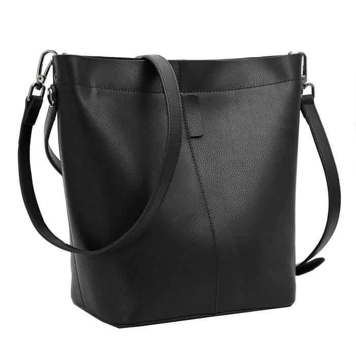 seau sac à main en cuir sac à bandoulière sacs à main cadeau de noël MUWS2