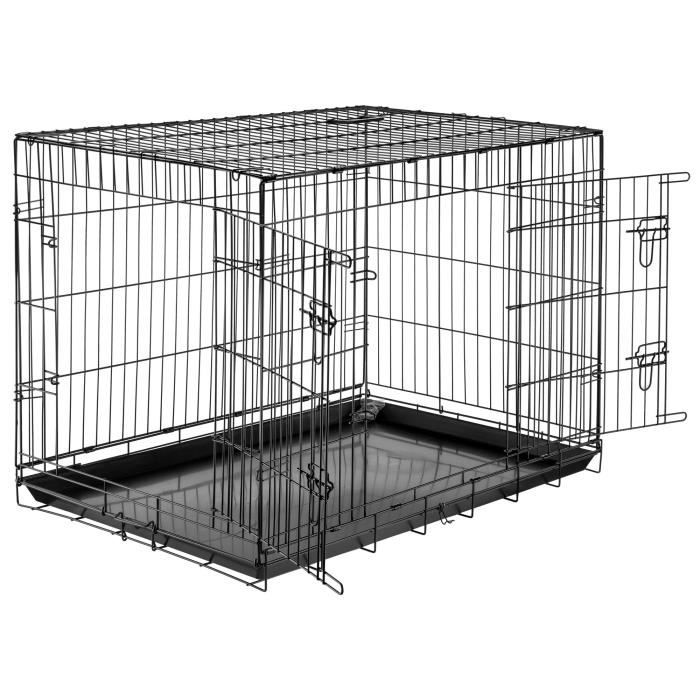 cage de transport pour chien taille xl achat vente caisse de transport cage de transport. Black Bedroom Furniture Sets. Home Design Ideas
