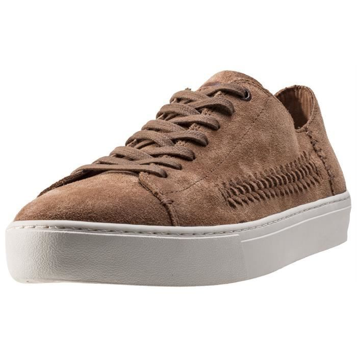 Toms Lenox Woven Hommes Baskets Toffee - 9 UK