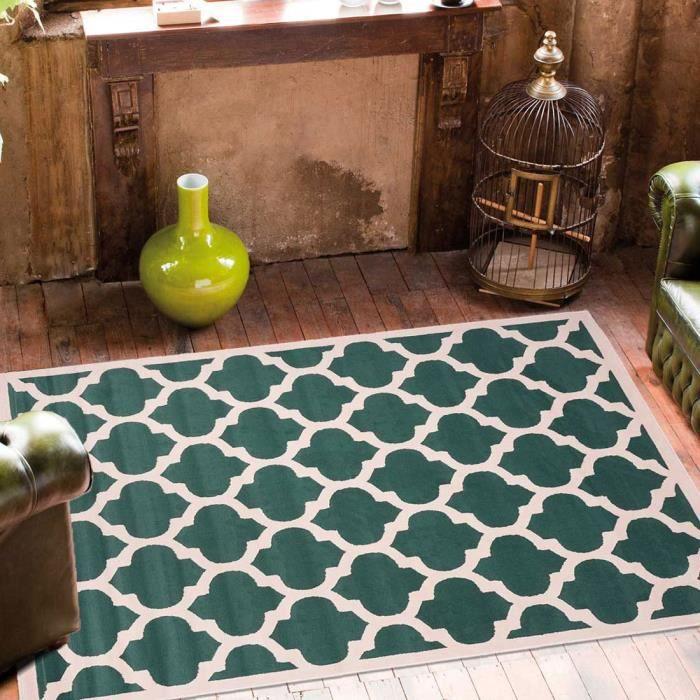 TAPIS Tapis BC STYLE vert Tapis Moderne 235 x 320 cm
