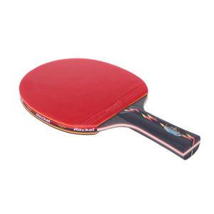 Raquette ping pong achat vente pas cher cdiscount - Revetement raquette tennis de table ...