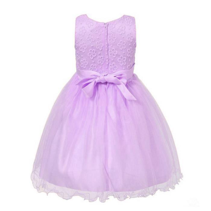 OuTaking Robe de Filles Comme Princesse pour 2-...