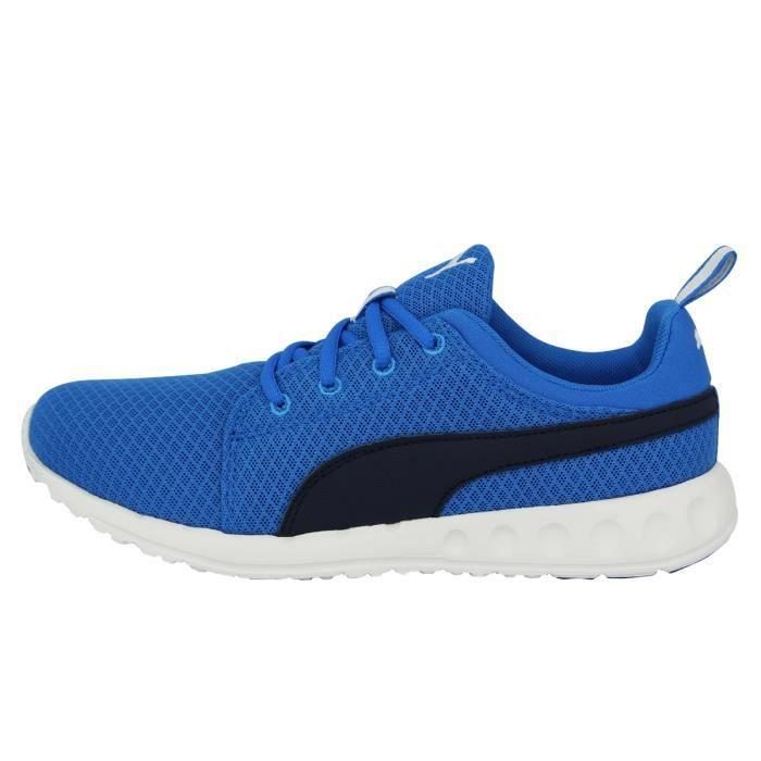 Puma CARSON MESH Chaussures de Mode Homme Bleu Eve L7PWZhCdP